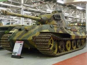 ティーガー2 SdKfz182 Panzerkampfwagen VI